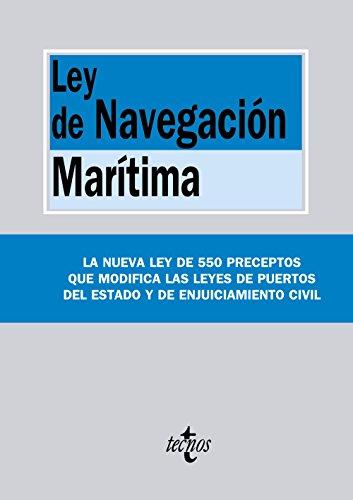 Ley de la Navegación Marítima (Derecho - Biblioteca de Textos Legales)
