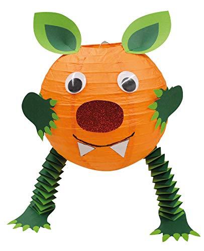 Laternen-Bastelset Randy Monster Monster