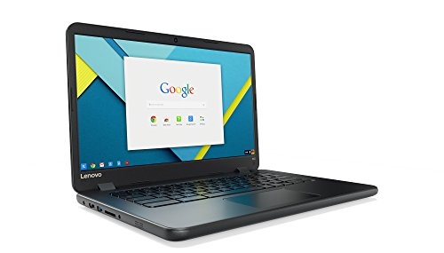 Lenovo 14' IdeaPad N42-20 Chromebook, Intel N3060 Dual-Core, 16GB eMMC SSD, 4GB DDR3, 802.11ac,...