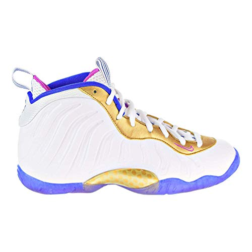 nike lil posite one white - 2