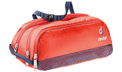 Deuter Wash Bag Tour II Toiletry, papaya-marine, 1.2