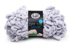 Off the Hook, a super plush chenille is an innovative yarn spun with sturdy loops that resemble stitches. Simply pull one loop through another and you look like a knitting guru. One ball makes a cowl, three balls make a baby blanket. Perfect way to g...