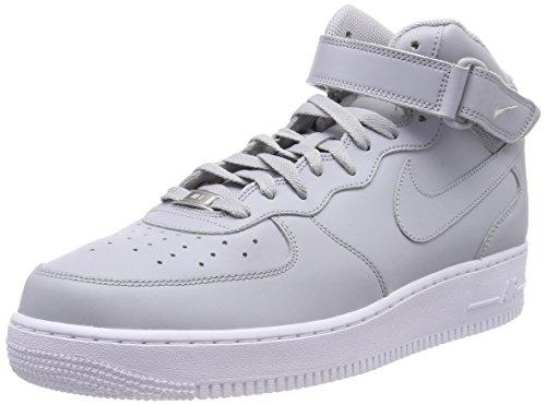 Nike Air Force 1 Mid '07 Le, Sneaker a Collo Alto Uomo