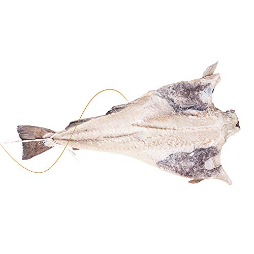 Baccalà Salinato Islandese Visir 12 AA (4 up) - 4,5 Kg c.a.