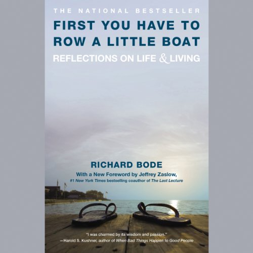 First You Have to Row a Little Boat Titelbild
