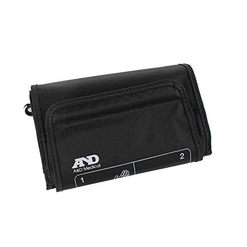 Braun Welch Allyn A & D cuf-f-sl Sportarmband Slimfit Erwachsene für Blutdruckmessgerät 23–37cm Größe semi-l