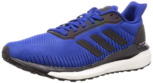 adidas Performance Solar Drive 19 - Zapatillas de Correr para Hombre, Color Azul y Negro, 10 UK - 44 2/3 EU - 10,5 US