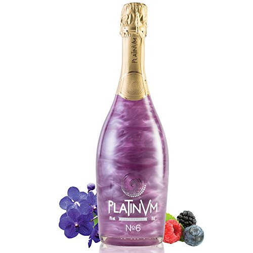 espumoso Platinvm nº6 Violetas y Frutas del Bosque 75cl. - ideal regalo día de la madre,...