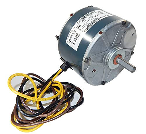 Carrier Condensor Electric Motor (5KCP39BGS069S) 1/10hp, 1100 RPM, 208-230V Fasco # G3907