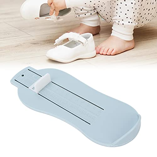 Children's shoe measuring device, children's foot measuring device, adjustable in length, retractable baby shoe feet measuring ruler Tool for buying shoes High strength, good toughness(#1)