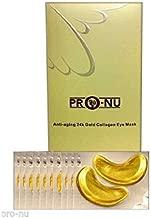 Pro-Nu Gold Collagen Eye Mask (15 Pairs)