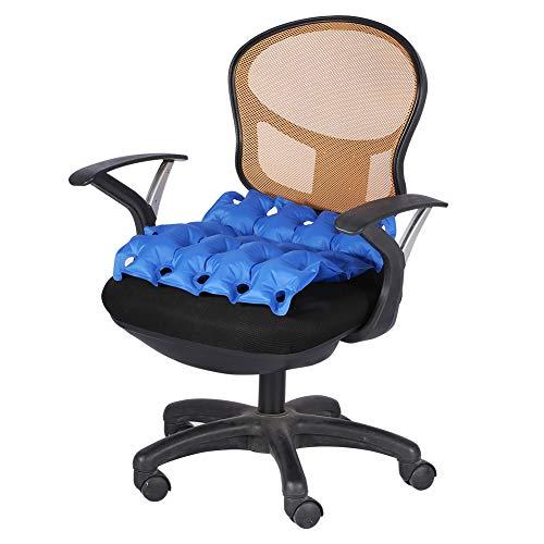 lahomie opblaasbare stoel kussen, draagbare anti-doorligwonden Decubitus Mat luchtstoel pad met pomp