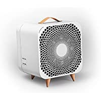 Blueair 3-Speed Pure Fan Auto, HEPASilent Purifying Room Fan, Cools + Cleans