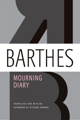 Mourning Diary: October 26, 1977 - September 15, 1979