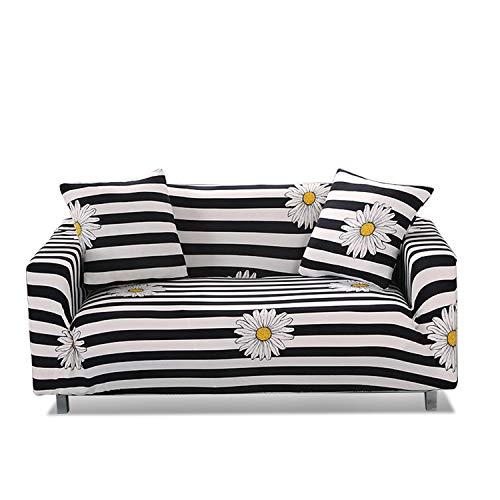 PETCUTE Sofabezüge elastische Sofa Überwürfe Sofahusse verstellbare Sofabezüge Sofaschutz Wohnzimmerdekoration