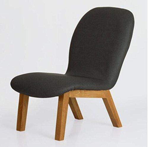 Tabouret en bois Petite chaise dossier chaise tabouret table basse tabouret tabouret loisirs bois massif dossier haut petit tabouret en cuir (Couleur : #4)