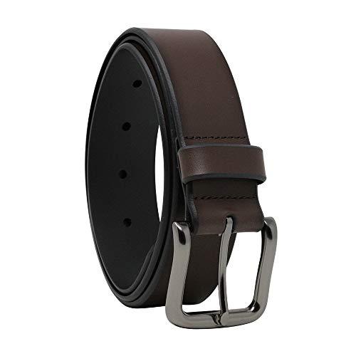 Cinturón Casual para Hombre Café (34)