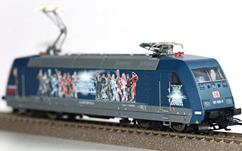 TRIX H0T22197 H0 E-Lok BR 101 der DB AG, 25 Jahre Starlight Express