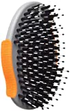 Wahl Canada Palm Pal Cat Kitten Brush, Removes Dirt, Debris & Loose Hair That Causes Mats, Ergonomic Palm-Held Design for a Comfortable Grip, Model 58524