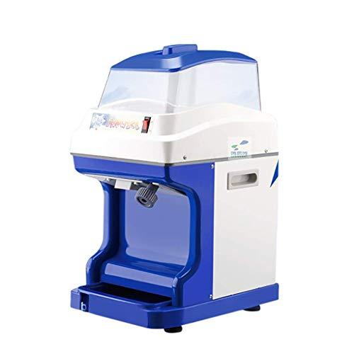 Vollautomatische Eismaschine Eisbrecher 250w Leistungsstarke elektrische Schneemaschine Eisdiele Teeladen Sand Eismaschine