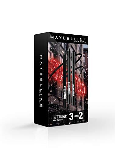 Maybelline Maybelline New York Tattoo Liner 3F2 Black Set