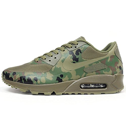 Nike Air Max 90 Japan Camo SP - Pale Olive/Safari Trainer Size 7 UK