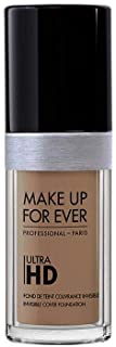 Makeup Forever Ultra HD Invisible Cover Foundation Yellow Alabaster Y215