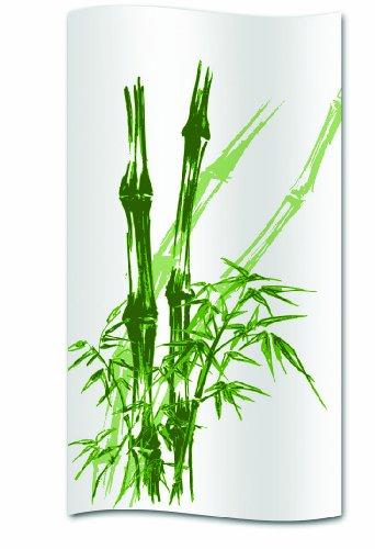 kela Duschvorhang Bamboo PEVA 180 x 200 cm