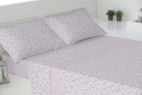 RAM'S sábanas de Invierno coralina Tacto sedalina- Luxury Soft-con Mayor Grosor y...