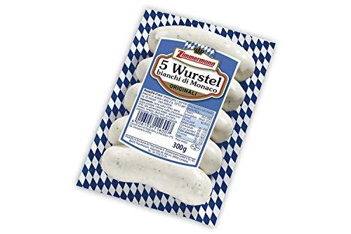 Würstel bianchi bavaresi 300 gr. - Zimmermann