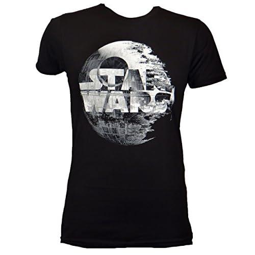 Star Wars Death Star Logo T-Shirt Large