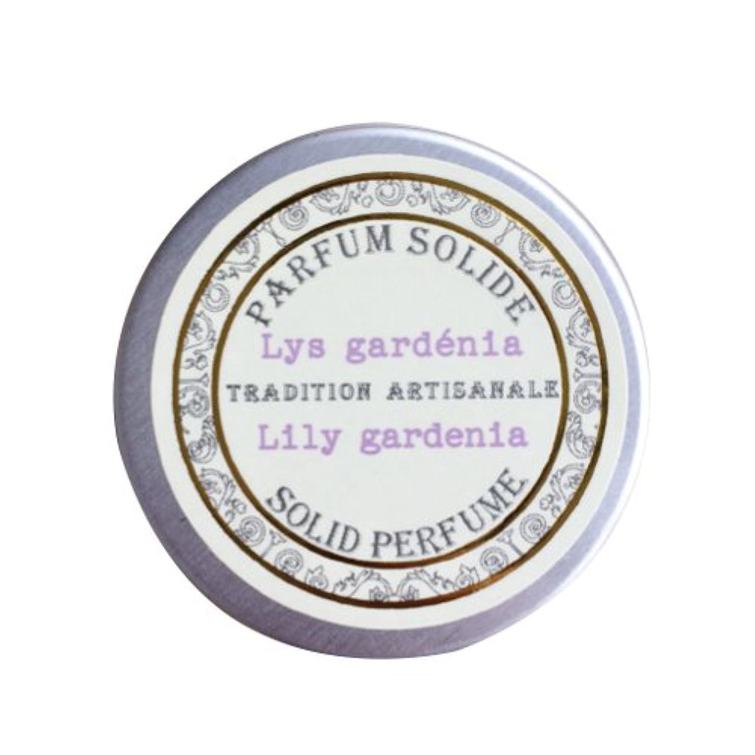 即席従来のしなければならないSenteur et Beaute(サンタールエボーテ) フレンチクラシックシリーズ 練り香水 10g 「リリーガーデニア」 4994228023070