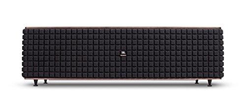 JBL Authentics L16 デジタルオーディオ用スピーカー Bluetooth AirPlay DLNA対応 フォノイコライザー搭載 3ウェイアクティブスピーカー ウォールナット JBLL16WLNJN 【国内正規品】