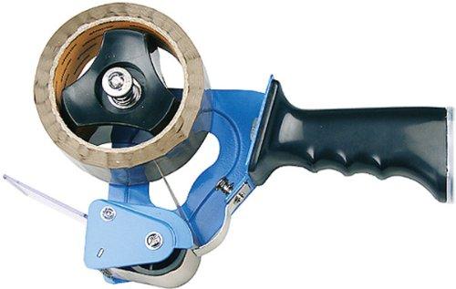 Büroring BüroLine Packband-Abroller bis Rollen 50mmx66m, blau , 136320