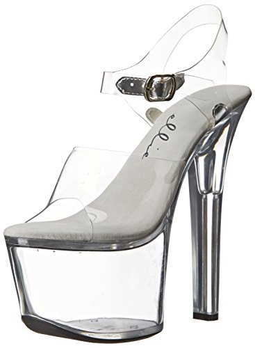 Bailarinas Con Plataforma  marca Ellie Shoes