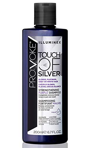 Purple Shampoo for Blonde Hair Eliminates Brassy Tones – Blonde Toner Hair Lightener – Works on Any Light Color