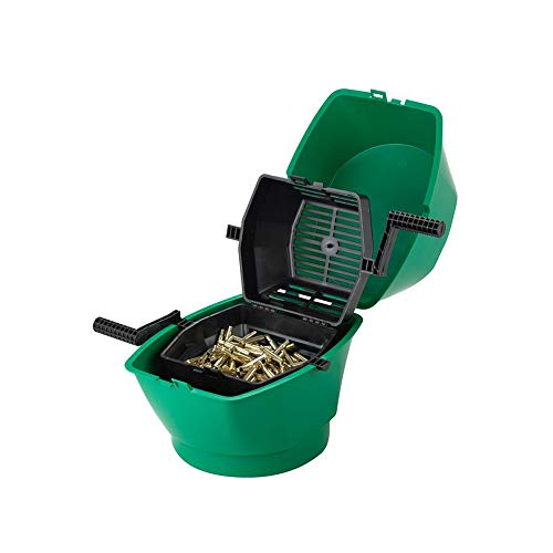 RCBS Heavy Duty Plastic 87076 Rotary Case/Media Separator Essential Tool