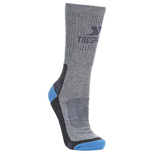 Trespass Herren Deeper Socken, Blau (Cobalt), 38-41 EU (Herstellergröße: 4-7)