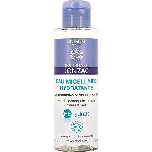 Eau de JONZAC - Eau Micellaire Hydratante - Pour Visage et Yeux - 150 ml