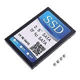 nengzhuzu Micro SD TF Card to 22Pin SATA Adapter Converter Module Board for 2.5' HDD Case
