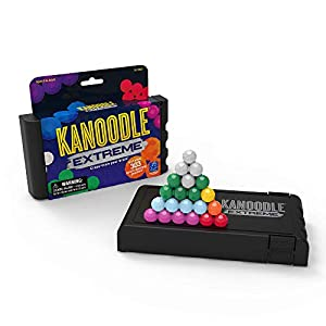 Educational Insights Kanoodle Extreme Puzzle Game for Adults, Teens & Kids, 2-D & 3-D Puzzle Game, Over 300 Challenges, Ages 8+ from Educational Insights