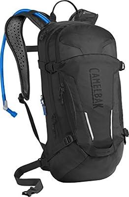 CamelBak M.U.L.E. Mountain Biking Hydration Pack - 20 Percent More Water Per Sip - Easy