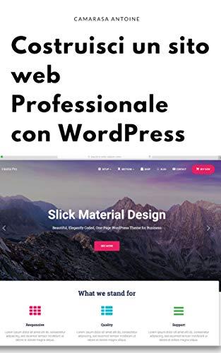 Costruisci un sito web professionale con wordpress