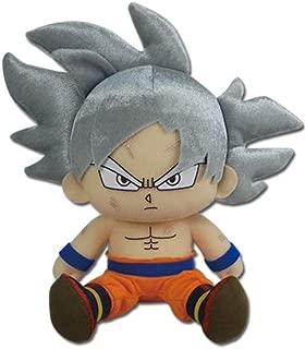 Great Eastern Entertainment Dragon Ball Super - Goku Ultra Instinct Sitting Plush 7