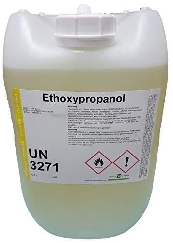 DruckChemie 1-Ethoxypropan-2-ol - 3x10 Liter Kanister- Ethoxypropanol - Reiniger