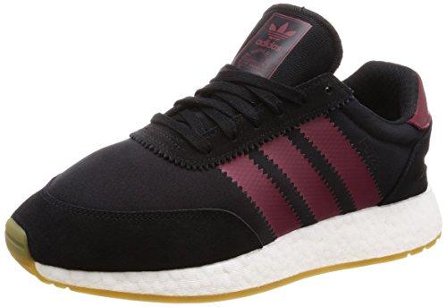 Adidas I-5923, Zapatillas de Deporte Hombre, Negro (Negbás/Buruni/Ftwbla 000), 38 2/3 EU