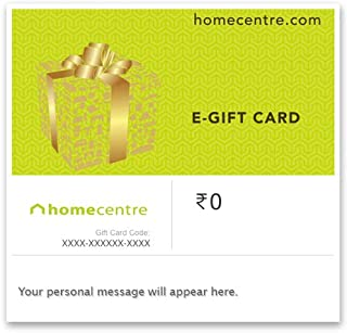 Flat 6% off at checkout  Home Centre Online E-Gift Card