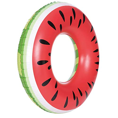 Trespass Watermelon Brazaletes y flotadores, Rojo, Talla Única, Unisex-Adult