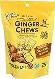 Prince of Peace Original Ginger Chews, 4 oz. – Candied Ginger – Candy Pack – Ginger Chews Candy – Natural Candy – Ginger Candy for Nausea from Prince of Peace