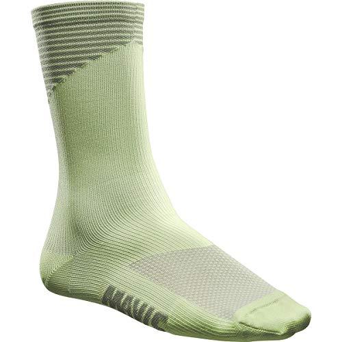 MAVIC Graphic Socken Lily pad Schuhgröße L | EU 43-46 2020 Fahrradsocken